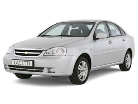 Chevrolet Lacetti - АКП